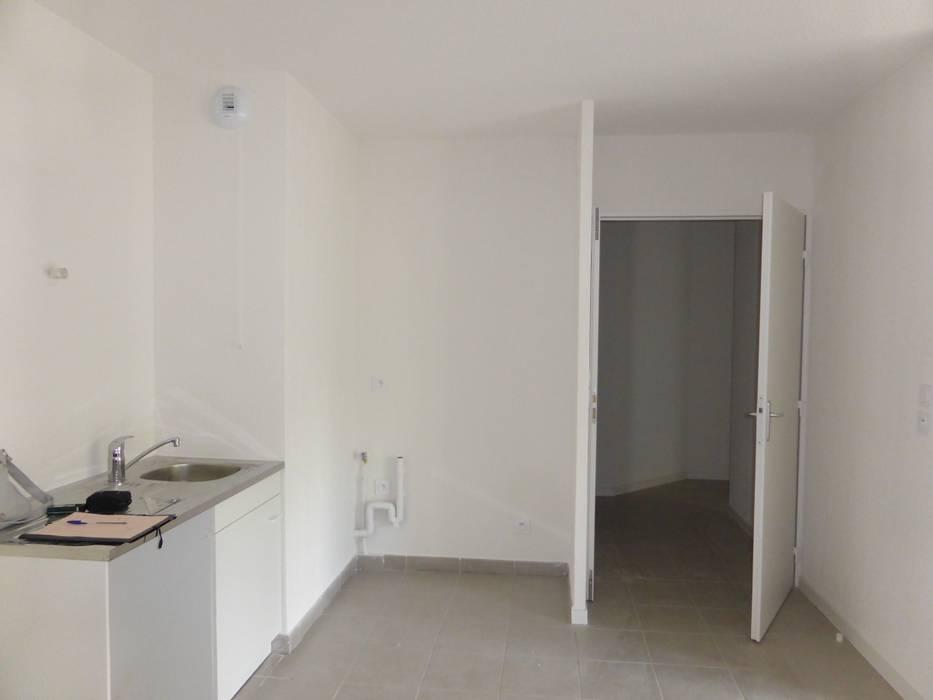 ห้องครัว โดย Entre Zen et Déco, โมเดิร์น