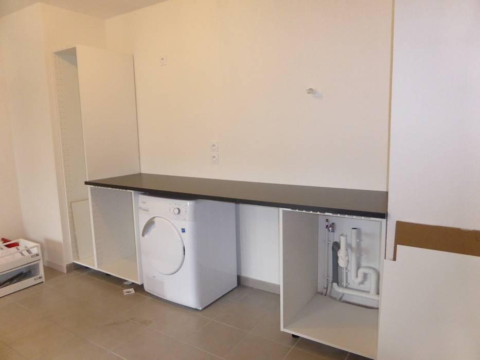 Dapur oleh Entre Zen et Déco, Modern