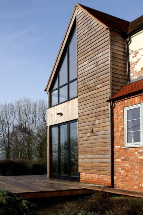 Eastington Lane Modern windows & doors by IQ Glass UK Modern
