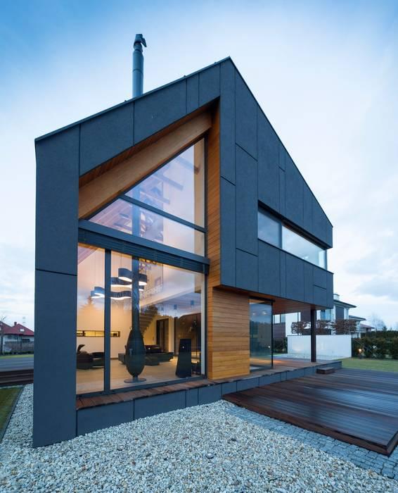 RYB house BECZAK / BECZAK / ARCHITEKCI Nowoczesne domy