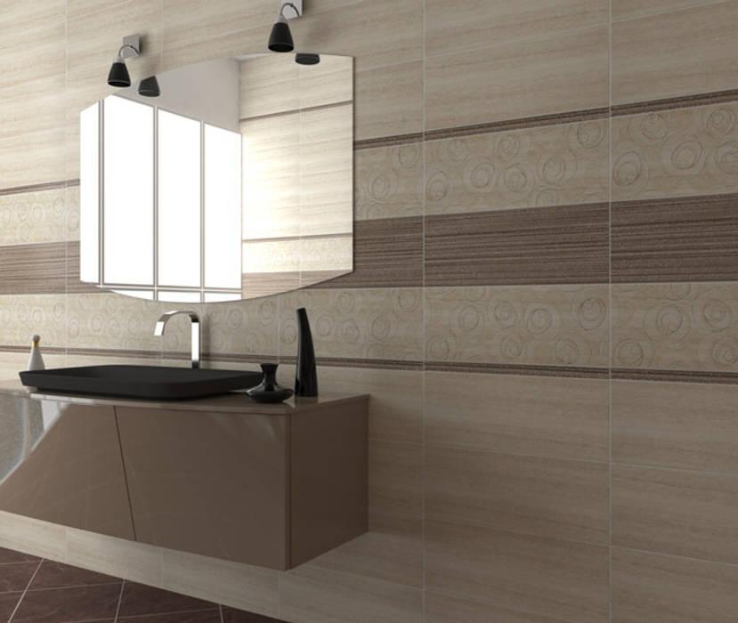 CERAMICHE BRENNERO SPA Salle de bain moderne