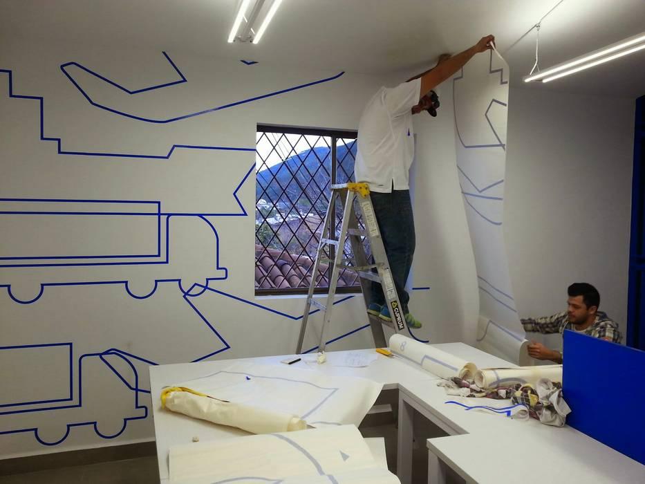 ARRIVE: Estudios y oficinas de estilo  por Liferoom