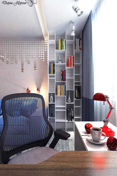 Salas de estilo industrial de Your royal design Industrial