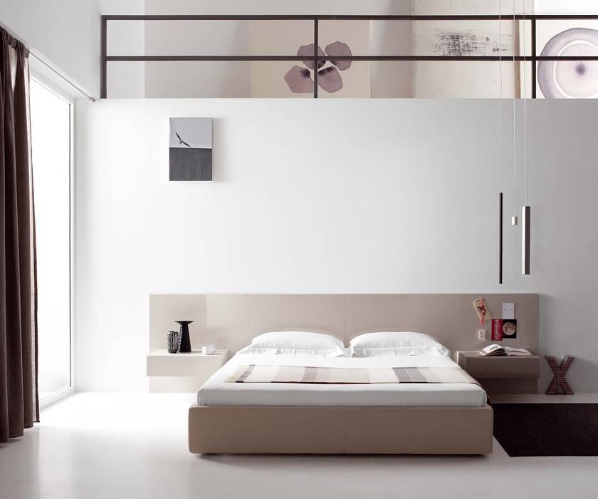 Design nachttisch mit einer schublade hängend: schlafzimmer von ...