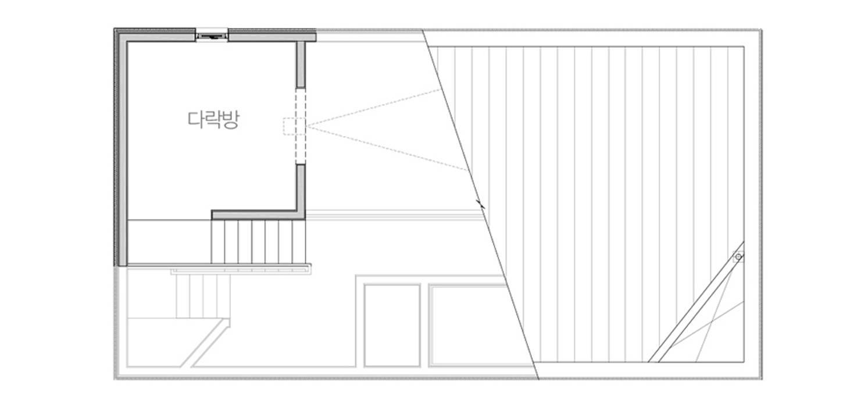 사ㅣ집 사이집, 새집 : 한글주택(주)의  방