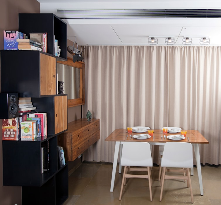 Residential - Bandstand:  Dining room by Nitido Interior design
