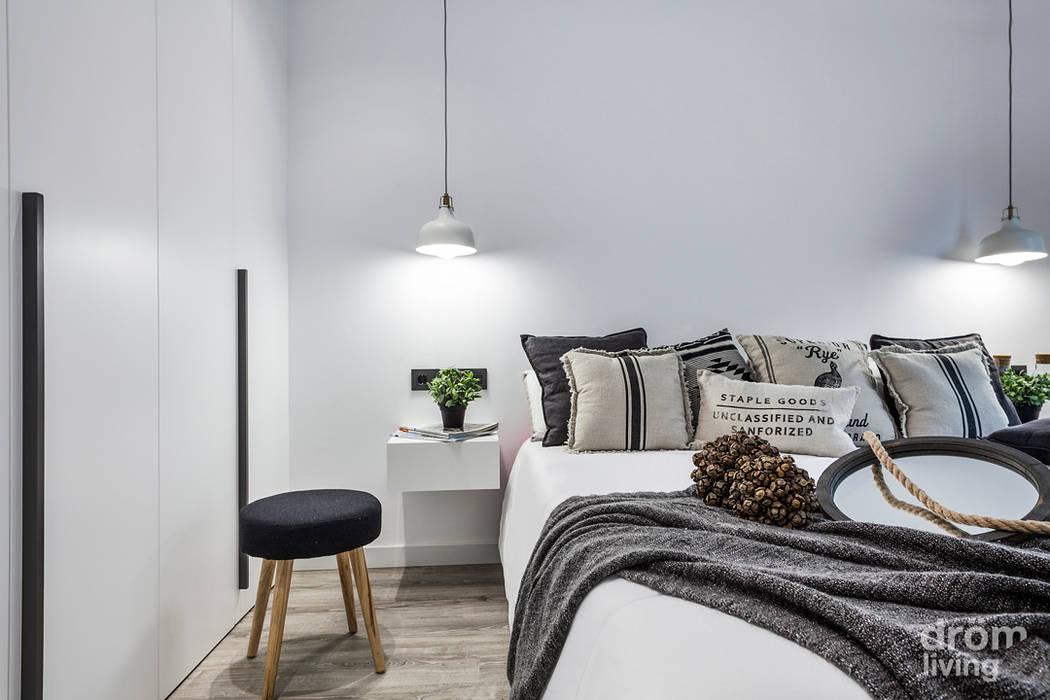 Dormitorios de estilo minimalista de Dröm Living Minimalista
