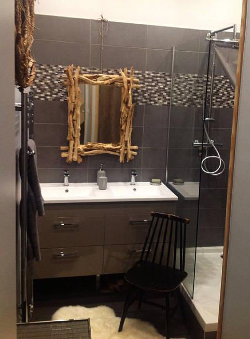 Moderne Badezimmer von Atelier JP Bouvee Modern