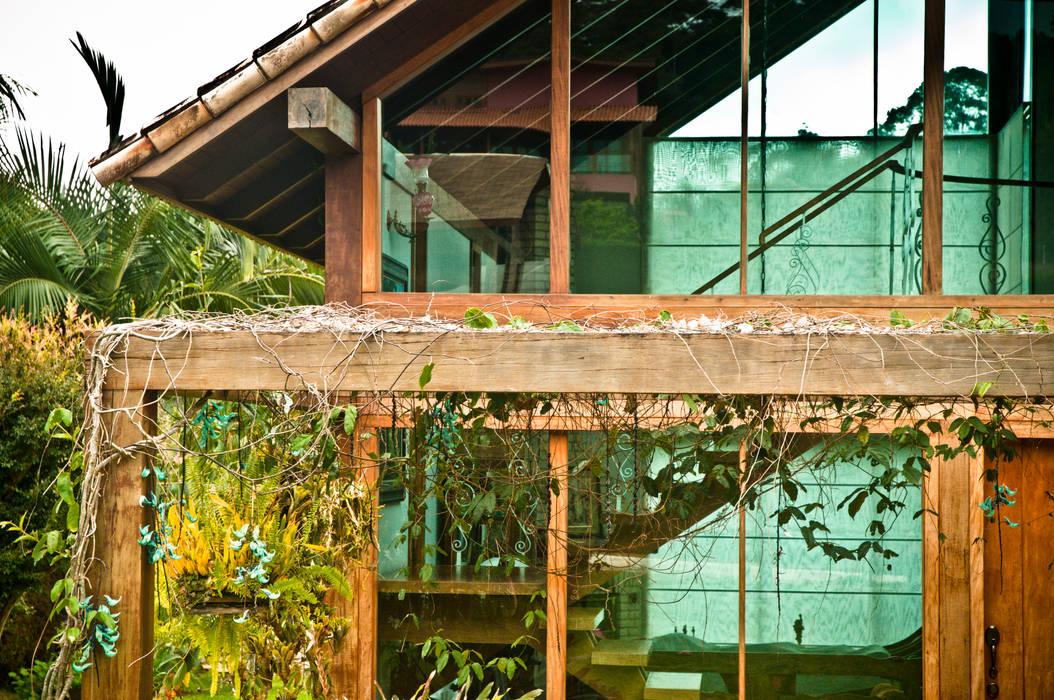 Country style houses by Carlos Eduardo de Lacerda Arquitetura e Planejamento Country
