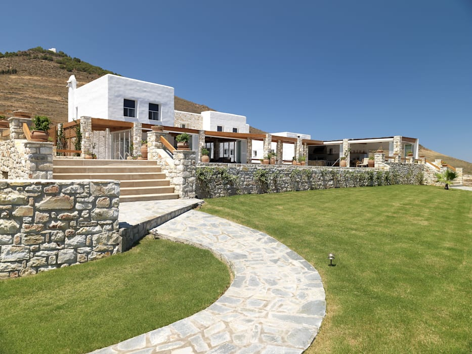 Rumah oleh Carlos Eduardo de Lacerda Arquitetura e Planejamento , Mediteran