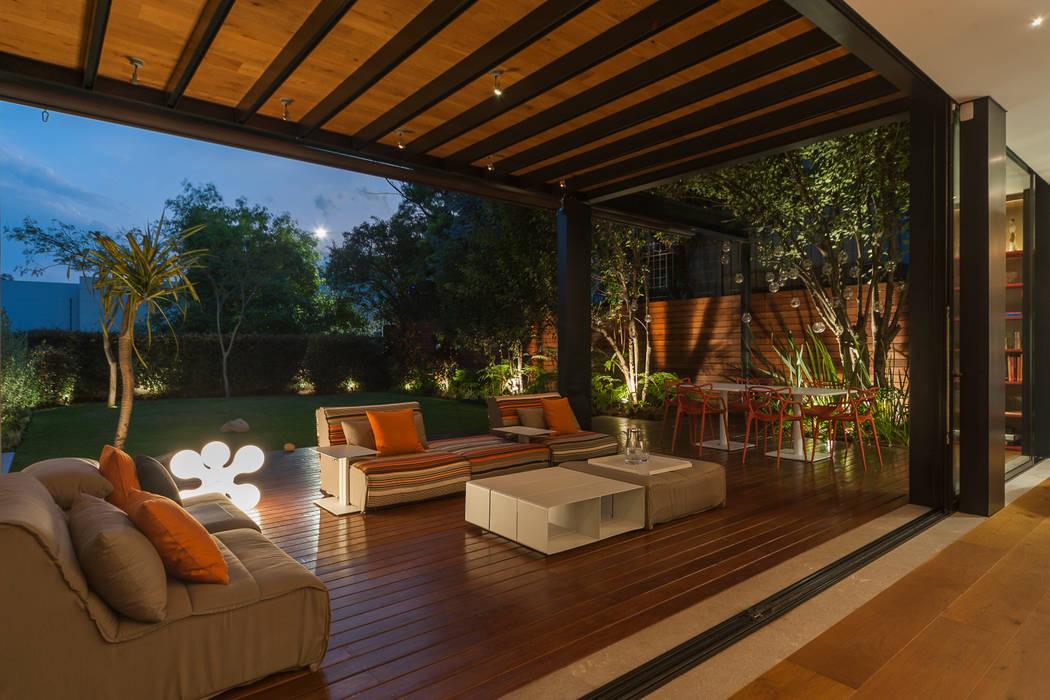 Terraza De Maad Arquitectura Y Diseño Ecléctico Homify