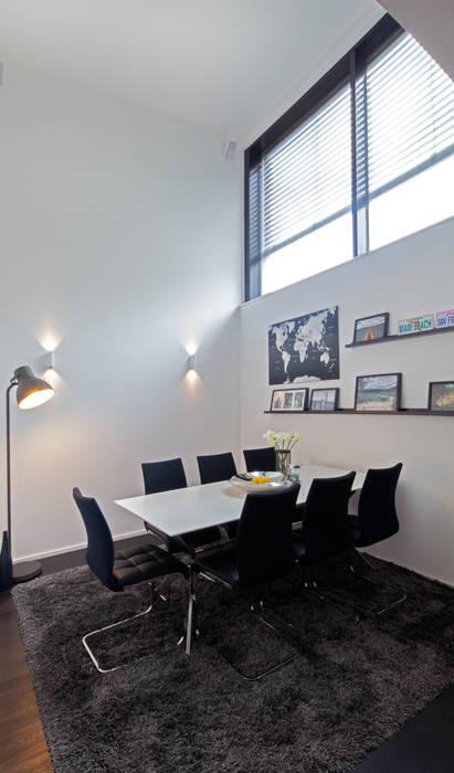 Dining room by Schiller Architektur BDA,