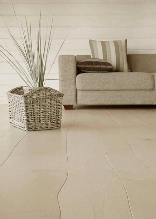 Bolefloor y Curv8 Rustikale Wände & Böden von Rochene Floors Rustikal Holz Holznachbildung
