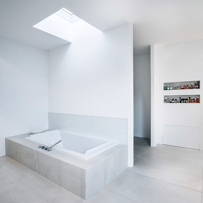 Skandella Architektur Innenarchitektur Minimalist bathroom