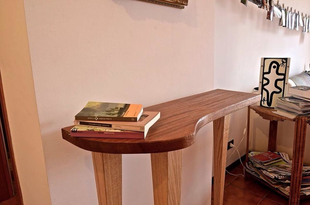 Ebanisteria Cinque Lune Corridor, hallway & stairs Accessories & decoration Wood