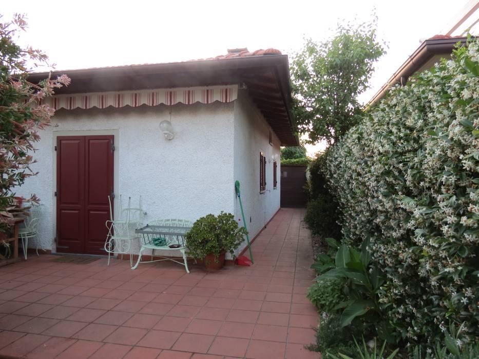 Existência - exterior Casas minimalistas por Varq. Minimalista