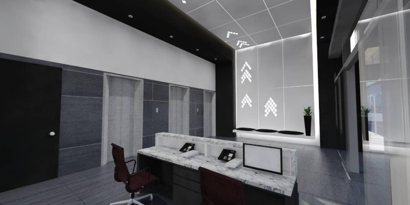 Study/office by ARCO Arquitectura Contemporánea ,