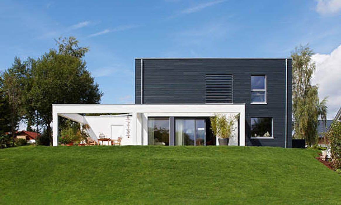 Schöner Wohnen Haus Außenansicht Hinten Häuser Von Schwörerhaus