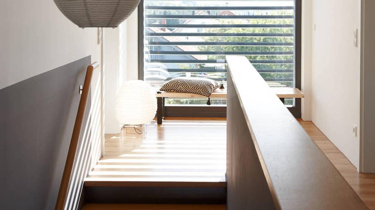 Schoner Wohnen Haus Treppenaufgang Flur Diele Von Schworerhaus