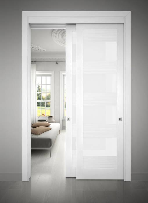 Moderne Fenster & Türen von Romagnoli Porte Modern