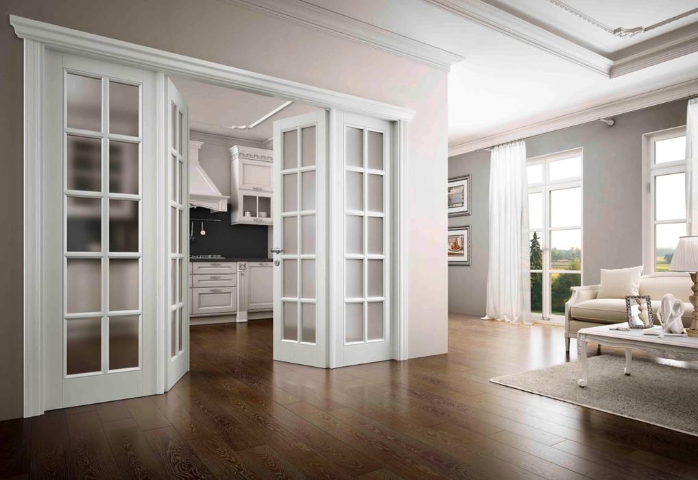Fenêtres & Portes classiques par Romagnoli Porte Classique