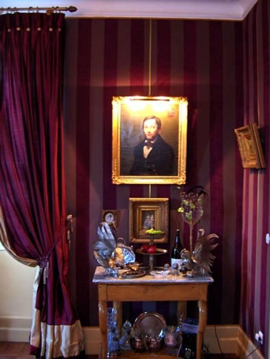 Coin décoration salle à manger classique par atelier jp ...