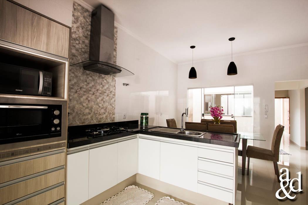 Cocinas de estilo  por Arch & Design Studio