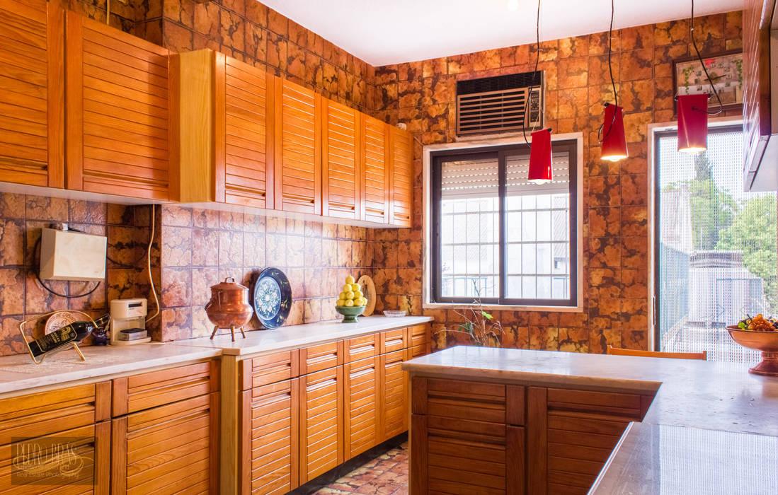 Cozinha Cozinhas mediterrânicas por Pedro Brás - Fotógrafo de Interiores e Arquitectura | Hotelaria | Alojamento Local | Imobiliárias Mediterrânico