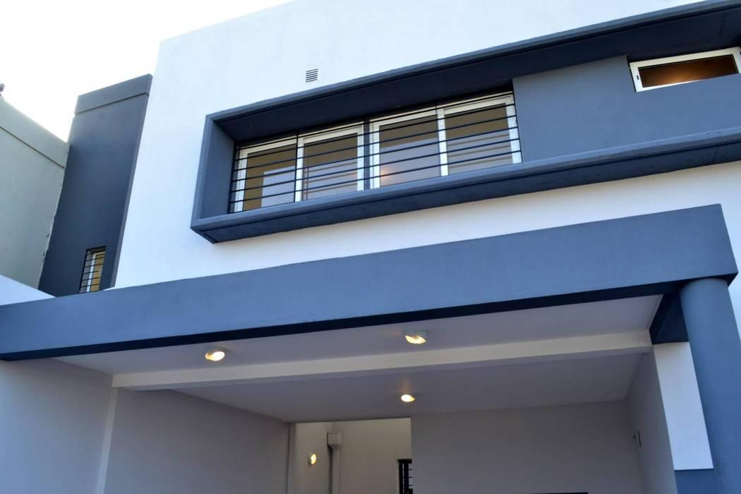 Vivienda tipo Duplex Casas minimalistas de Alejandro Acevedo - Arquitectura Minimalista Hormigón
