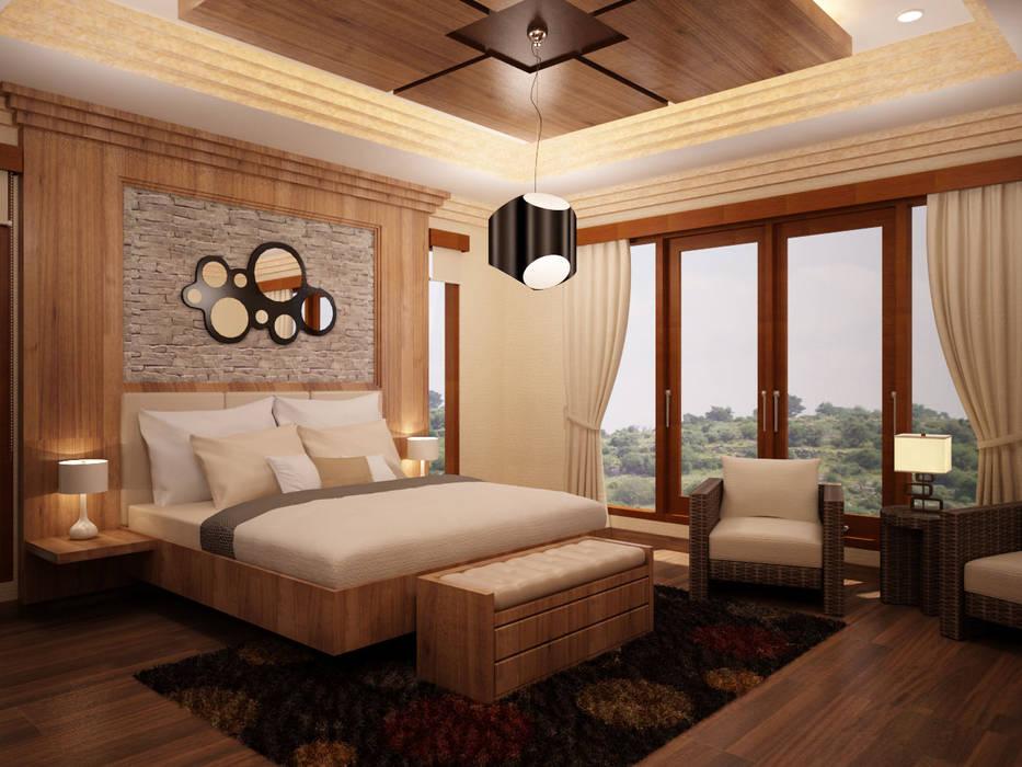 Chambre de style  par EMG Mimarlik Muhendislik Proje Çanakkale 0 286 222 01 77