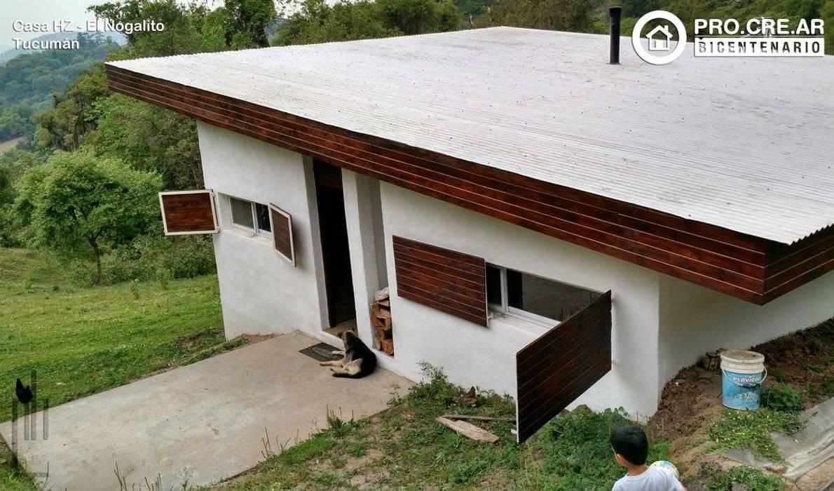 Terrazza in stile  di PH Arquitectos