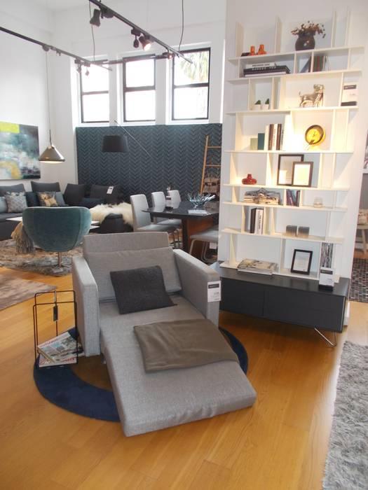 Sofá-cama Melo individual por BoConcept Lisboa Moderno