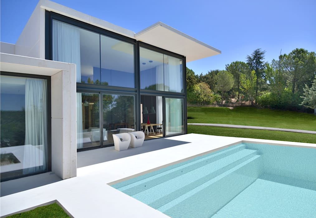 Modern Houses by MODULAR HOME Modern
