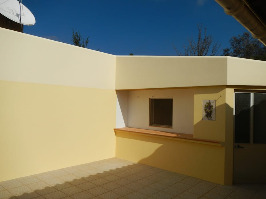 rustic Houses by RenoBuild Algarve