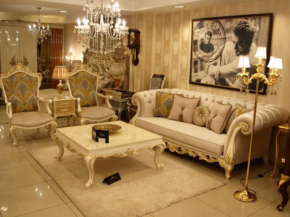 Avantgarde Boutique Klasik Oturma Odası Sonmez Mobilya Avantgarde Boutique Modoko Klasik