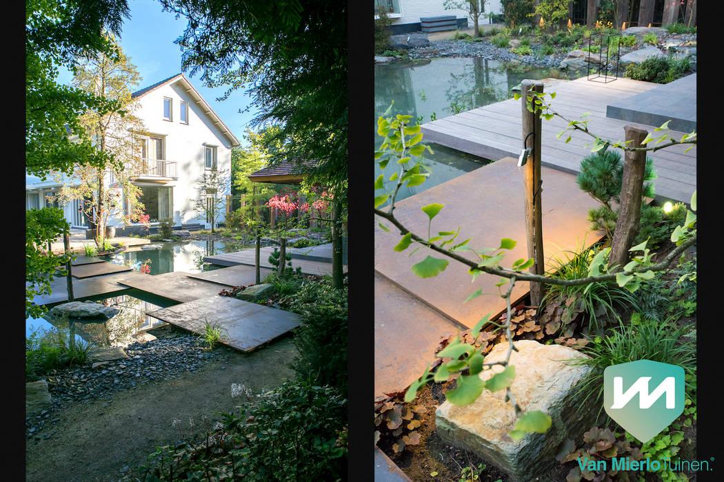 Garten von van mierlo tuinen exclusieve tuinontwerpen homify