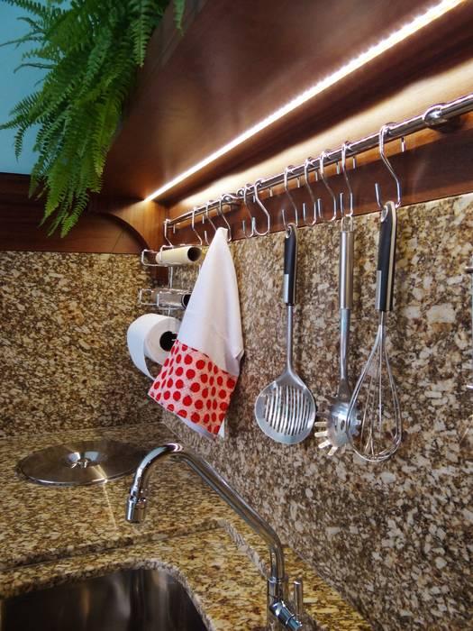Cocinas de estilo  por Ponta Cabeça - Arquitetura Criativa,