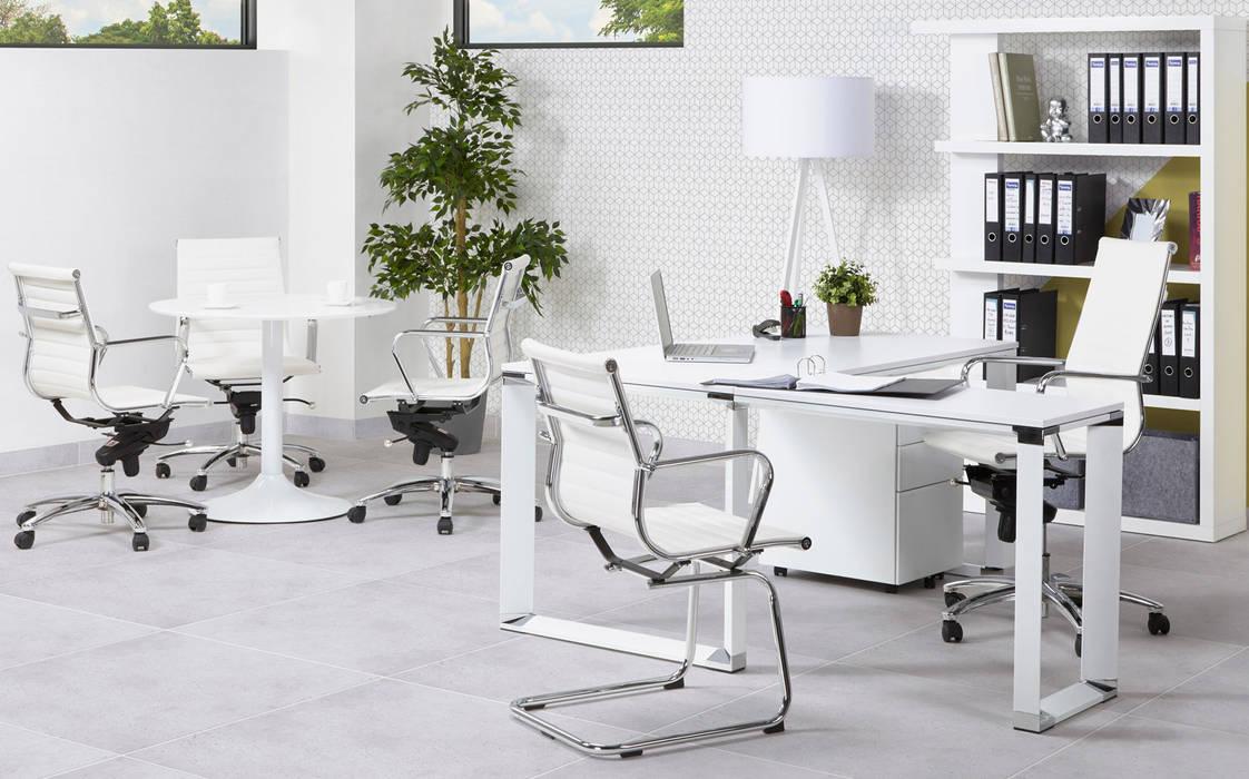 Décoration de bureaux professionnels style contemporain: bureau de ...