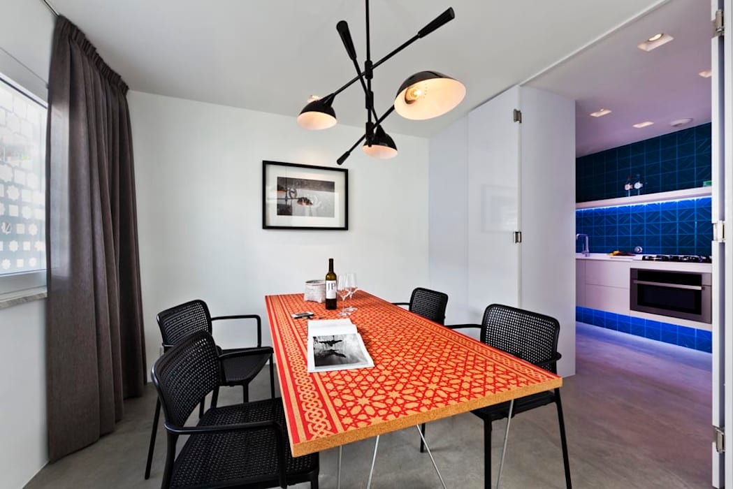 Dining room by studioarte