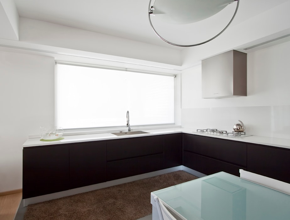 Casa LM: Cucina in stile  di Laboratorio di Progettazione Claudio Criscione Design
