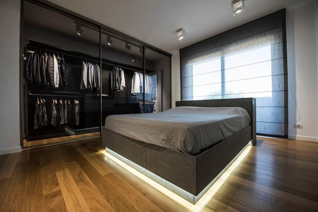 Modern Bedroom by Laboratorio di Progettazione Claudio Criscione Design Modern