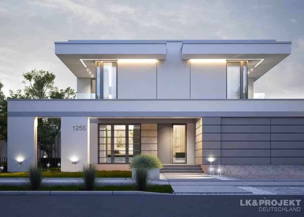 Exklusiv Haus - Leben auf höchstem Niveau:  Häuser von LK&Projekt GmbH,Modern