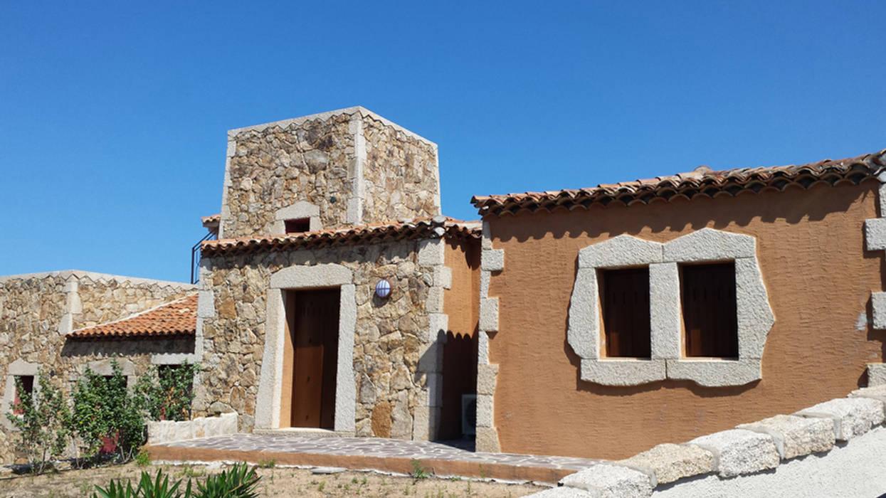 Villaggio turistico in legno e pietra Marlegno Bungalows Legno