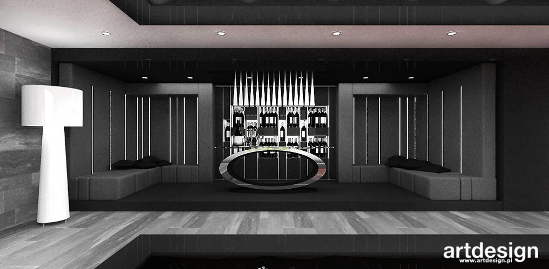 TRADITIONS REVISITED | BASEN ARTDESIGN architektura wnętrz Nowoczesny basen