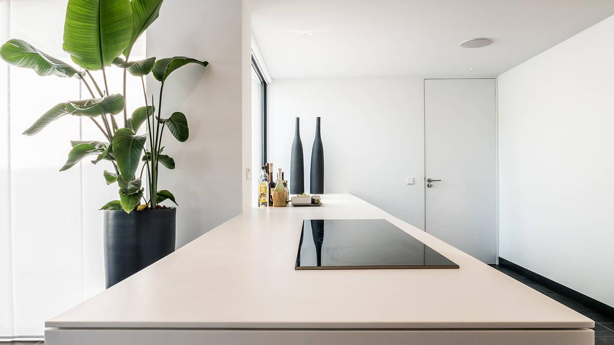 Cuisine de style  par Joep van Os Architectenbureau