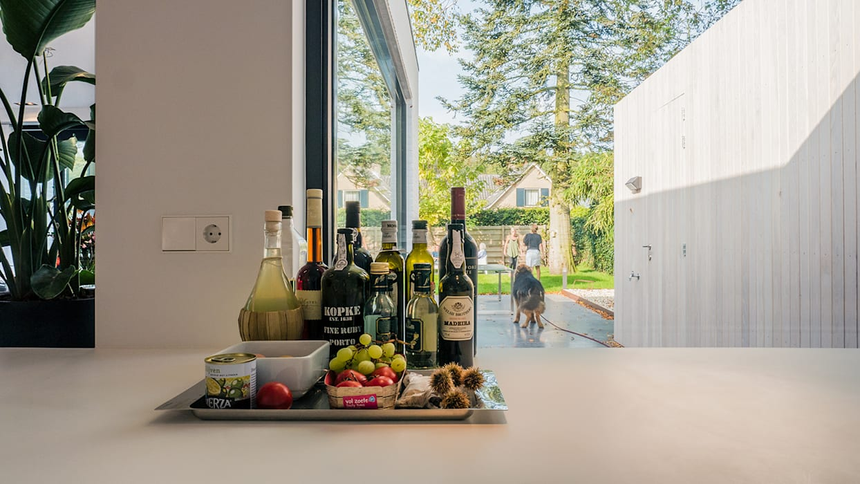 廚房 by Joep van Os Architectenbureau, 現代風