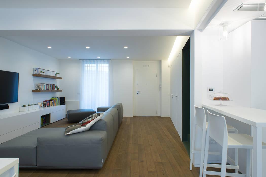 Moderne Wohnzimmer von Mario Ferrara Modern