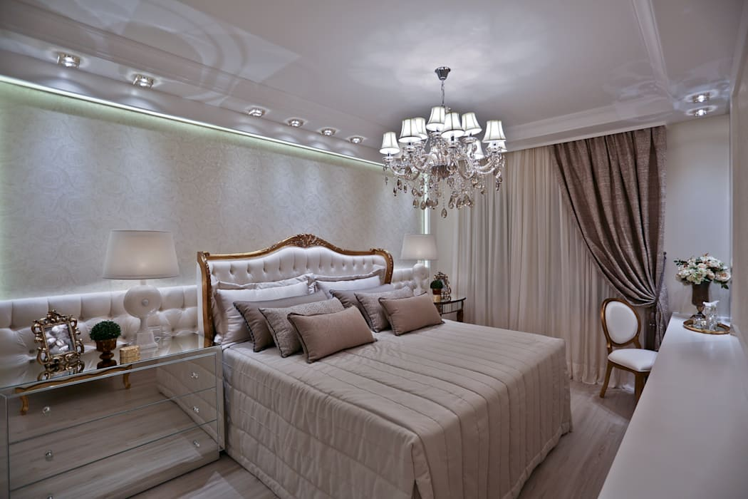 Classic style bedroom by Spengler Decor Classic