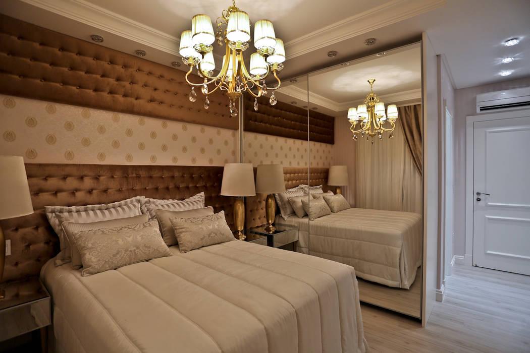 Apartamento Spengler Decor Quartos clássicos