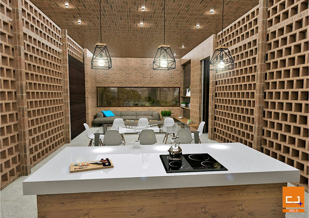 by Cj+ Arquitectura